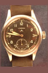 lemania military wristwatch